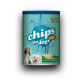 Chips for Dogs  Ham flavor - Chips per cani gusto prosciutto 120gr.