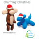 Gioco Giochi Charming Pet Christmas Balloon Large (2 p. ass.)