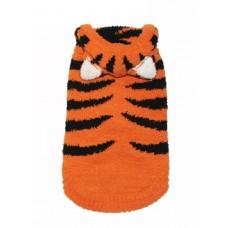 Chenille Tiger Hoodie - Tigre