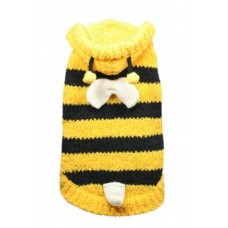 Bumble Bee Chenille Hoodie - Ape