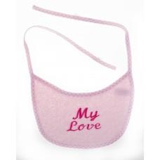 MICHI Bavaglio Rosa My Love