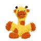 Tuffy Mighty Microfiber Ball Med Giraffe